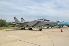 Mikoyan MiG-31 BM Stock Images