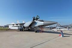 Mikoyan MiG-31 BM Stock Image