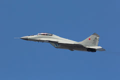 The Mikoyan MiG-35 fighter Stock Photography