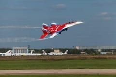 Mikoyan MiG-29 OVT Obraz Stock