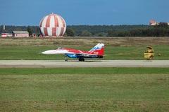 Mikoyan MiG-29 OVT Obrazy Stock