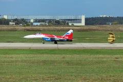 Mikoyan MiG-29 OVT Fotografia Royalty Free