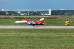 Mikoyan MiG-29 OVT Royalty Free Stock Photography