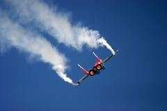Mikoyan MiG-29 at RAF air tattoo Royalty Free Stock Images