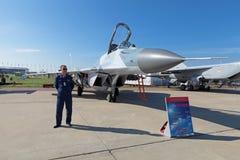Mikoyan MiG-29 SMT Fotografia Stock