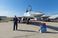 Mikoyan MiG-29 SMT Stock Photography