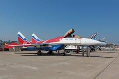Mikoyan MiG-29 Stock Photography