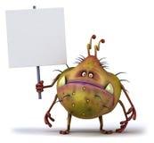 Mikrobe Lizenzfreies Stockbild