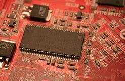 mikrochip, Zdjęcie Stock