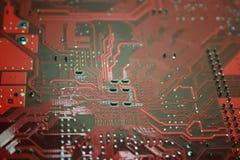 Mikrochip lizenzfreies stockfoto
