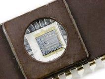 mikrochip, Obraz Stock