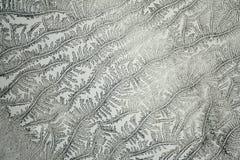 Mikrocrystal modell Royaltyfria Bilder