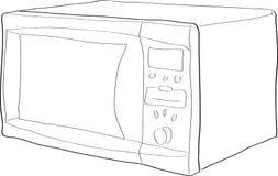 mikrofala Fotografia Stock
