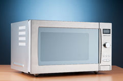 mikrofala piekarnik Obrazy Stock