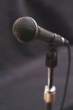 mikrofon 2 głosu Zdjęcie Stock