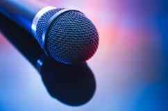 mikrofon Obraz Stock