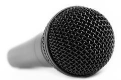 Mikrofon. Zdjęcia Royalty Free