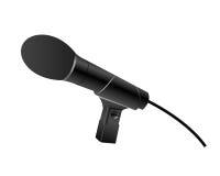 Mikrofon Vektor Abbildung