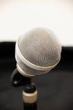 Mikrofon Lizenzfreie Stockbilder