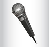 Mikrofon royaltyfri illustrationer
