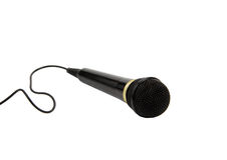 Mikrofon Stockfotografie
