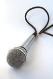 Mikrofon. stockbilder