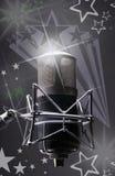 mikrofon royalty ilustracja