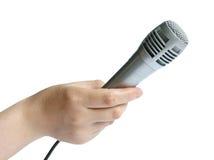 mikrofon Arkivbild