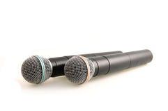 mikrofon Arkivfoton
