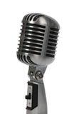 mikrofon retro Fotografia Stock