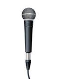 Mikrofon. Vektorillustration Lizenzfreie Stockbilder