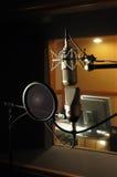 Mikrofoner Arkivfoton