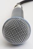 mikrofonprofessionell Arkivfoton