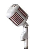 mikrofontappning Arkivbilder