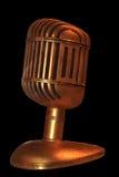 mikrofonu rocznik Obrazy Stock