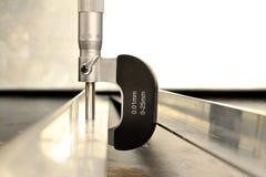 mikrometer Royaltyfri Fotografi
