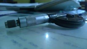 Mikrometer Royaltyfri Bild