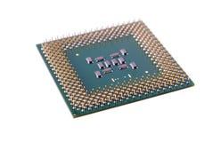 mikroprocessor Arkivbild