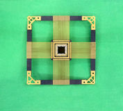 mikroprocessor Royaltyfri Foto
