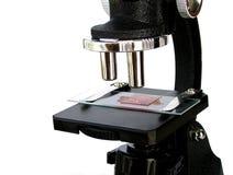 Mikroskop lizenzfreie stockfotografie