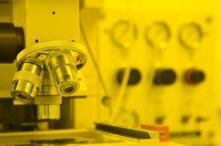 mikroskop Zdjęcie Royalty Free