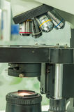 Mikroskop Stockfotos