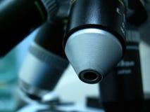 mikroskop Obrazy Stock