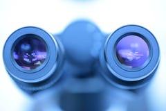 Mikroskopu Eyepiece Zdjęcie Royalty Free