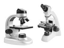 Mikroskopy odizolowywający obraz royalty free