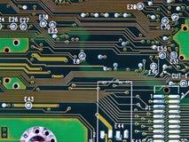 Mikrotechnologie Stockbild