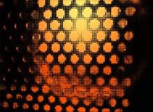 mikrovågsolnedgångvektor Arkivfoto