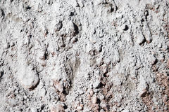 Mikstura piasek i beton jako tło Obrazy Stock