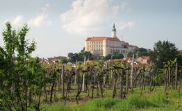 Mikulov Royalty Free Stock Photography