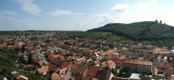 Mikulov Royalty Free Stock Images